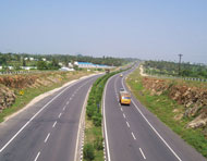 Indian Road Infrastructure
