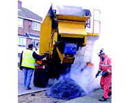 Use of Waste Plastic in Construction of Flexible Pavement