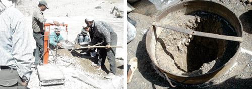 Salma Dam Project