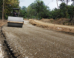 Rehabilitation of National Highway at Tripura-Assam