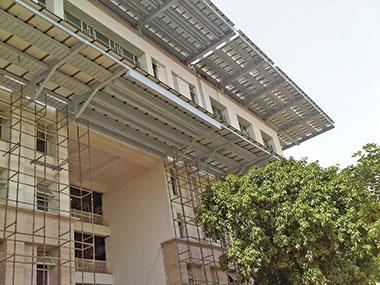 Indira Paryavaran Bhawan First On Site Zero Net Energy