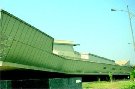 Tekla Structures 3D BIM Technology used in Rabale Railway