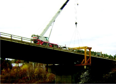 Retrofitting of Existing Bridge