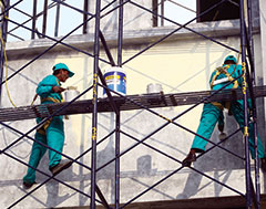 Repair & Rehabilitation to improve life-span of buildings