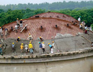 Repair Rehabilitation of Sewage Treatment Plants