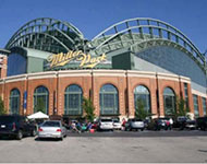 Repairs on 12,000 Ton Moveable Roof at Miller Park