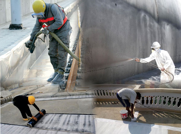 Waterproofing Chemicals & Systems - Market Overview