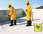 Waterproofing application Newcoat
