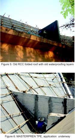 Roof Waterproofing Demands Reliability