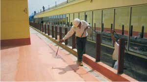 Selection of Suitable Types of Waterproofing Systems