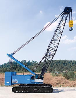 ABG Cranes Private Limited.