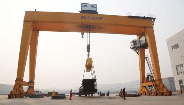 FHMG400/75-33A4 Gantry Crane:  An Overview