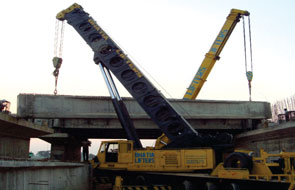 Uma Engineering Works' Custom Design Crane