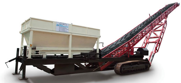 Surelia Introduces Track Mounted Conveyor