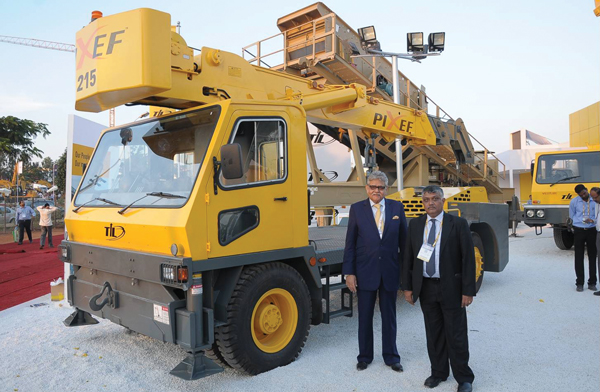 TIL launches pick-n-carry crane, crushing & screening solutions