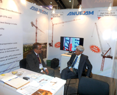 New self-erecting tower crane from Anupam-Alfa
