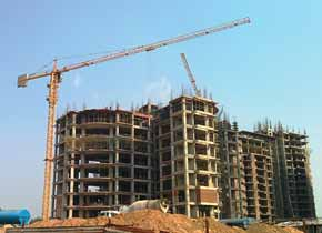 EnCORE Gives Manitowoc's Potain Tower Crane Second Life in Pune