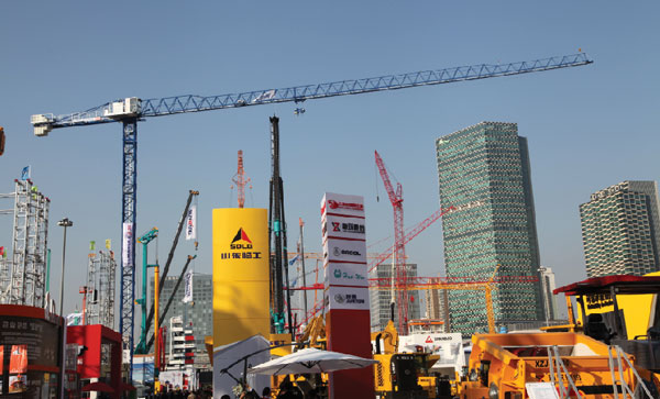 Comansa Jie Introduces 11CJ132-6t Flat-top Tower Crane