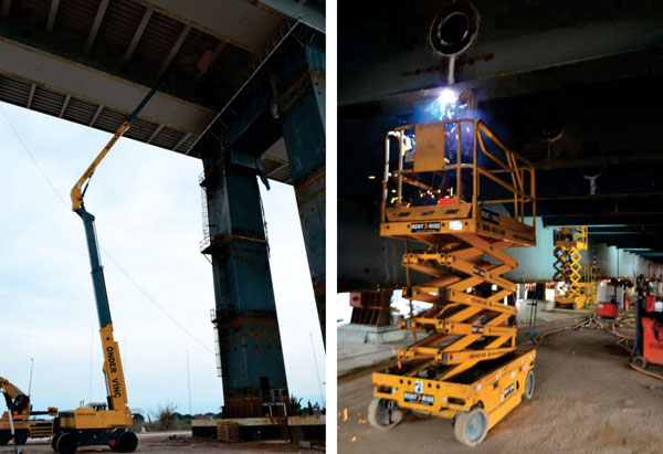 Haulotte Scissor Lifts Diesel Articulated Booms