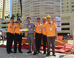 Potain Hup cranes: On the rise in Southeast Asia