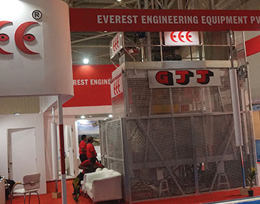 Advanced hoisting solutions from Everest Engineering
