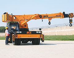 ACE Launches NX Series NextGen Multi Activity Cranes