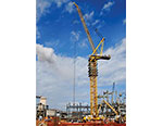 Finehope's FZQ Series Anchorage Luffing - jib Tower Crane