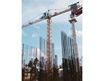 Potain Tower Cranes Help Kochi Evolve