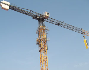 Liebherr Flat Top Tower Crane