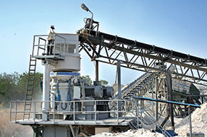 Secondary Gyratory Cone Crusher