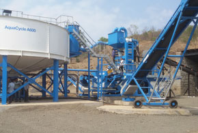 CDE Asia Washing Plant