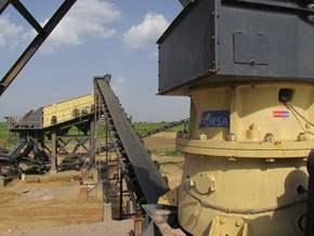 Torsa Jaw Cone Crusher
