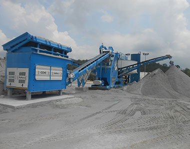 Manufactured Sand comes to the rescue of sand shortage