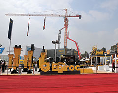 Epiroc showcases mining and drilling tools