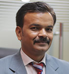 R L Kashyap, Sr. Vice President - Procurement, G R Infra Projects