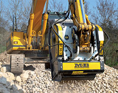 MB Crusher Consolidates Position in India