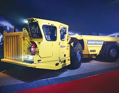 Epiroc launches Minetruck 436B under its Mining and Construction Equipment category