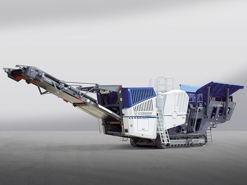 WIRTGEN GROUP: Innovative solutions for quarries and Environmentally Friendly operations by Kleemann