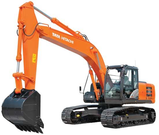 Tata Hitachi Hydraulic Excavator