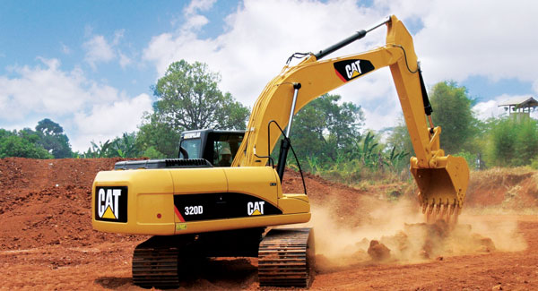 Cat®320D Earthmovers