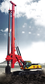 Sany Piling Equipment