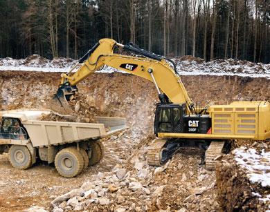 Cat 390F Hydraulic Excavator