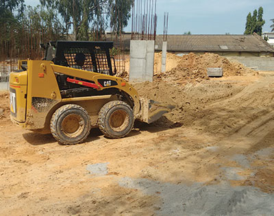 CAT 216B3 Skid Steer Loaders