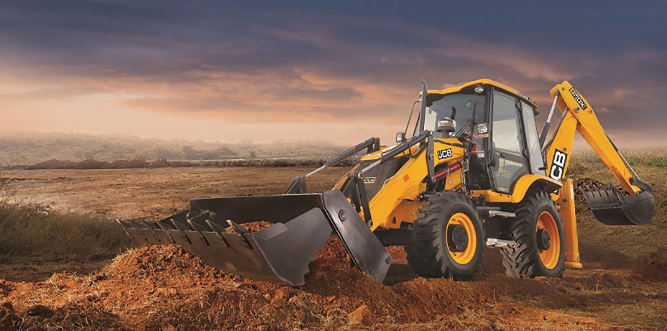 JCB introduces the world's first Backhoe Loader with AMT & the
