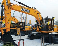 JCB India continues to integrate Digital Technology in Equipment; launches 'intelli'gent series