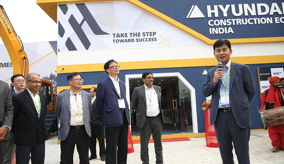 Hyundai India forays into wheel loaders, strengthens
