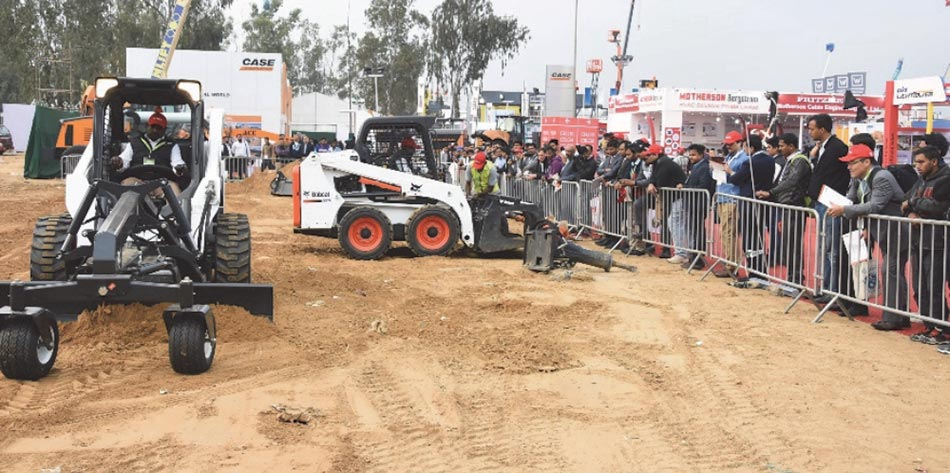Doosan BobCat machines