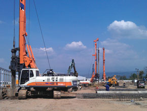 Zoomlion Piling Machine