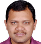 Mr. D.V. Brahme, Regional Manager, Mait India