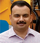 Rajendra Rathore, GM– Operations, Bauer Equipment India P Ltd